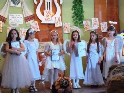 У Дубівській ДШМ відбулася прем'єра музичної вистави «Коза-Дереза» (ФОТО)